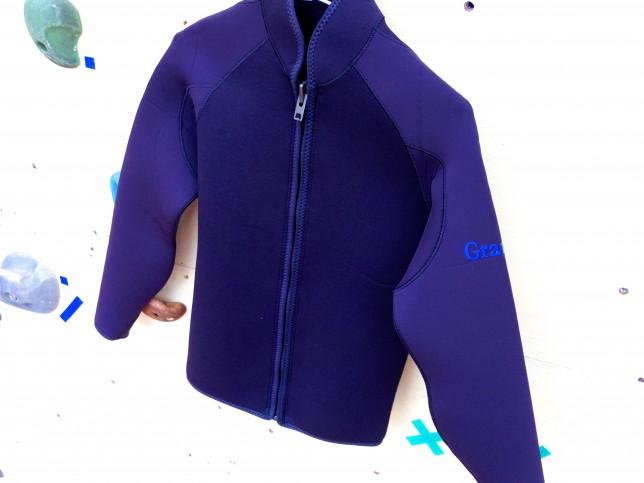 ウェットジャケット