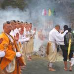 秩父路に春を告げる『長瀞火祭り』に行ってきた。