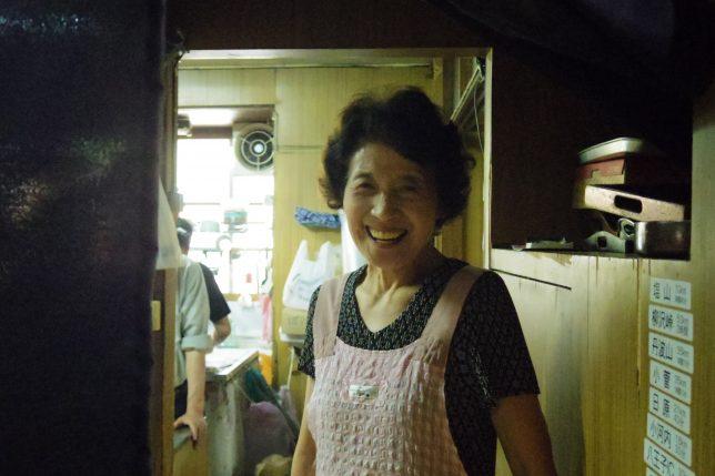 奥多摩 ぎん鈴 黒い蕎麦