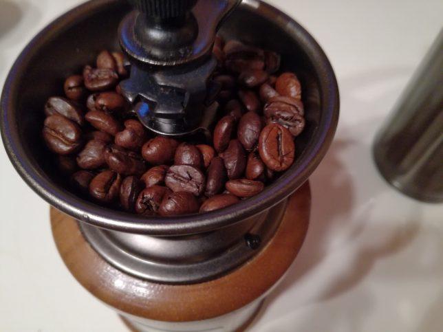 カリタ コーヒーミル