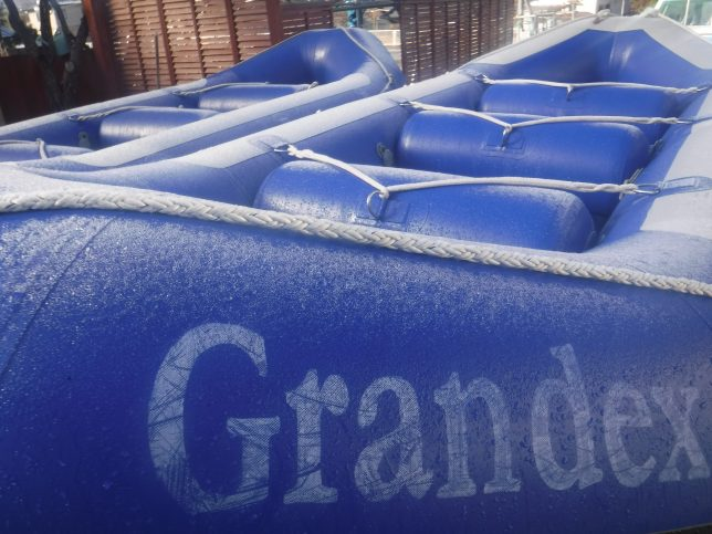 グランデックス 冬