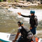 Bradley Hilton×Grandex river SUP workshop