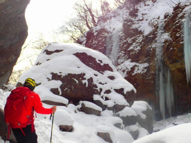 日光 氷瀑