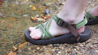 川遊びにも使える!ラフティング&リバーSUPの足元事情