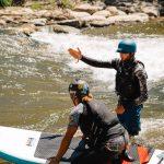 Bradley Hilton×Grandex river SUP workshop